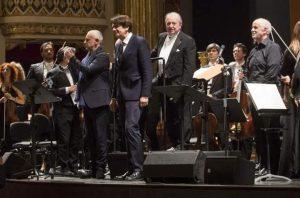Eternapoli, San Carlo di Napoli, con Toni Servillo e Donato Renzetti