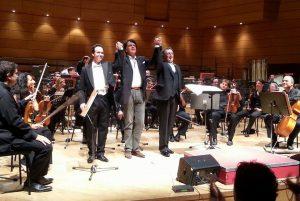Torino, Prospero o dell'armonia, con Gergely Madaras e Sandro Lombardi
