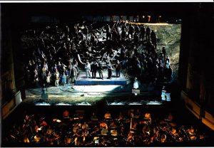 Prove di Teneke alla Scala - 2007