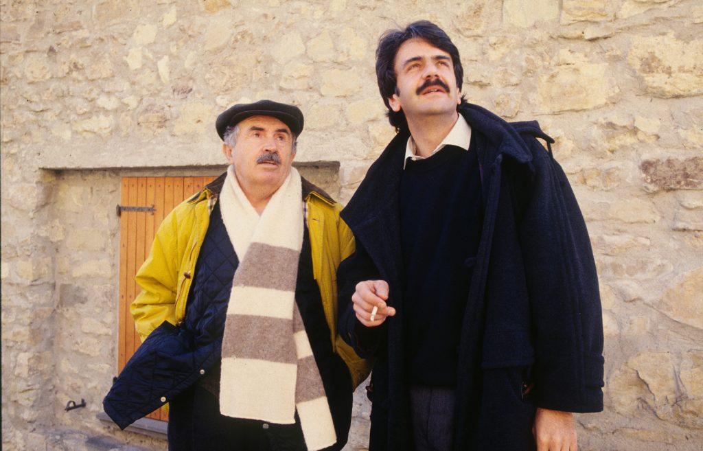 Con Tonino Guerra, Il Viaggio, Bologna - 1990
