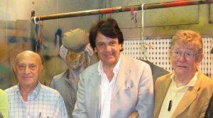 alla Scala con Olmi e Pomodoro, Teneke, 2007