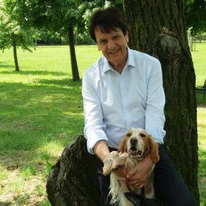 Con Otto al Parco Ticinello (Milano)